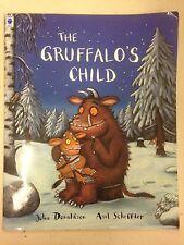 The Gruffalo's Child; Julia Donaldson & Axel Scheffler (Children's XL Book)