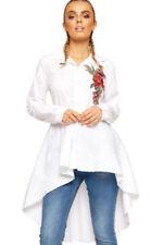 Altri maglie da donna bianchi con colletto