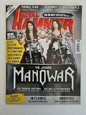 METAL HAMMER August 2020 + Maximum Metal CD Vol.258  , 1A TOP Zustand
