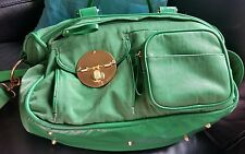 ♡♡♡Mimco Overnight Lucid Baby Nappy Gym Travel Bag pre loved in good condition