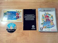 GameCube Mario sunshine   the disc is very good uK pal game cube