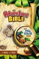Adventure Bible: Adventure Bible by Zondervan Staff (2013, Hardcover, Revised)