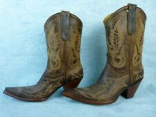 MEXICANA OLD GRINGO Bottes cuir Pointure 37 Fr / 7 US