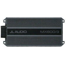 *NEW* JL AUDIO MX600/3 600W CLASS-D 3-CHANNEL POWERSPORT AMPLIFIER