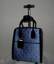 Ted Baker Travel   Carry-On Suitcase Blue Bag Tote
