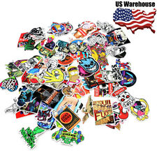 100pcs JDM Cartoon Waterproof Bomb Graffiti Decal Sticker for Car/Motor US STOCK