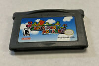 NINTENDO GAMEBOY ADVANCE SUPER MARIO ADVANCE Cart Only Japan Made Free Ship
