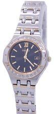 Seiko Women's SXDB30 Diamond Dress Two-Tone Stainless Steel Watch