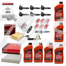 Tune Up Kit 2010-2012 Mercury Milan 3.0L Ignition Coil DG514 Spark Plug SP518A