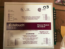 LiteTouch 2000 6 Channel Dimmer Module 08-2100-01