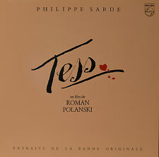 "OST - SOUNDTRACK - TESS - PHILIPPE SARDE 12"" LP (N132)"