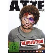 ATZE SCHRÖDER - REVOLUTION  DVD NEU
