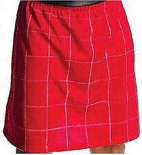 Adult Wrestler TV Show Canadian Hot Rod Wrestling Checkered Costume Kilt Skirt