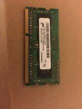 Micron 2GB PC3-10600 DDR3-1333 204-Pin Laptop Memory (MT8JSF25664HZ-1G4D1)