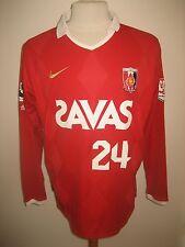 Urawa Red Diamonds MATCH WORN Japan rare football shirt soccer jersey size XL