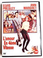 L'amour en 4ème vitesse - Elvis PRESLEY - dvd très bon état