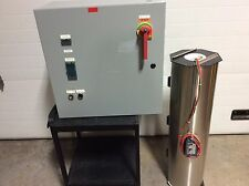 """Ohio Thermal Tube Oven Gn11C 38.5"""" with Eurtherm Control box 7100A 2408 2132Fm"""