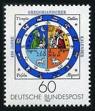 Germany 1383, MNH. Gregorian Calendar, 400th anniv. 1982