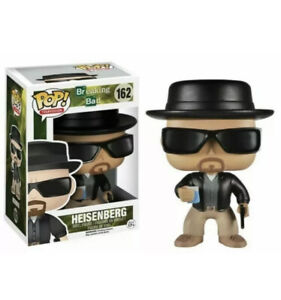 Funko Pop Heisenberg Breaking Bad Walter White