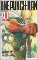 One punch man 01 (Jump Comics) Free Shipping with Tracking number New from Japan