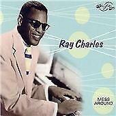 RAY CHARLES MESS AROUND 2 CDs SEALED 47 TRACKS