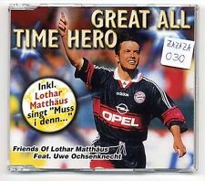 Friends Of Lothar Matthäus feat. Uwe Ochsenknecht Maxi-CD Great All Time Hero