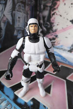BIKER SCOUT - LOOSE FIGURE - star wars REF B6551