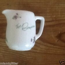 THE BERMUDIANA CREAMER BAUSCHER WEIDEN BAVARIA, GERMANY 3 1/2""