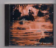 (JO932) Alvin Davis, Take Flight - 1999 CD