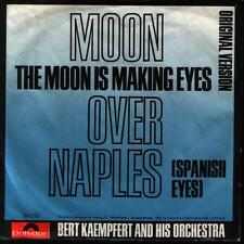 "7"" Single Bert Kaempfert Moon Over Naples Polydor 59 033"