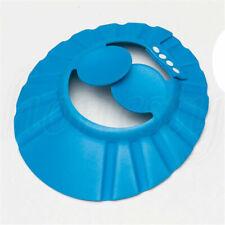 Baby Tearless Bath Shower Shampoo Visor Eye Shield Cap Hat Wash Safe Hair Kids