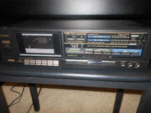 Teac cassette Deck V538X excellent condition