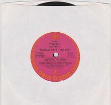 """TORNADO (Charlie Smalls) Original Cast THE WIZ 1975 Disco 7"""" Vinyl 33 RPM Rare"""