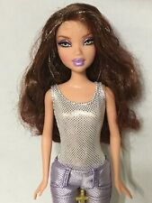 Barbie My Scene Icy Bling Chelsea Doll Sparkling Hair Rare