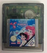 Little Mermaid 2: Pinball Frenzy Game Boy Color