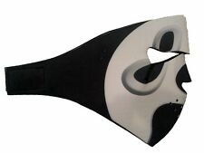 Biker Mask Scream  Neoprene Full face Mask