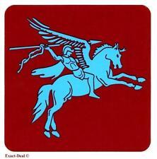 Airborne Pegasus Brotherhood Paratrooper Sticker