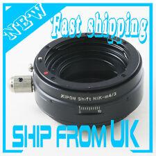 Kipon Shift Nikon F AI-S lens to Olympus Panasonic Micro 4/3 M43 Adapter GH4 G6