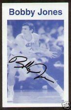 Bobby Jones signed autographed 3.5x5.5 Booklet Legend