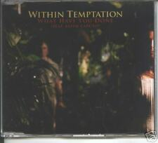 within temptation -what have you done  cd  new