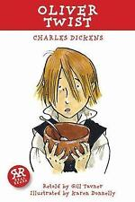 Oliver Twist by Charles Dickens (English) Paperback Book