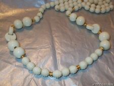 Unbranded Gold Necklace Vintage Costume Jewellery (1970s)
