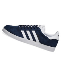 ADIDAS MENS Shoes Gazelle - Collegiate Navy & White - BB5478