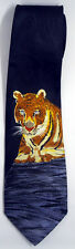 AWESOME TIGER SKETCH ART THEME NECKTIE - Museo
