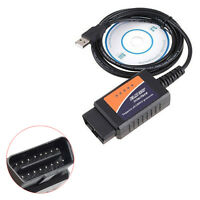 ELM327 V1.5 CAN-BUS OBDII OBD2 USB Interface Auto Car Scanner Diagnostic Tool