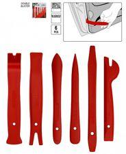 6 X Montage Werkzeug für Zierleisten Windschutzscheibe