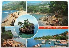 Brela, Dalmatien, Kroatien Jugoslawien,
