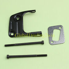 Muffler Bracket & Screw For Husqvarna 350 353 346XP 345 340 CHAINSAW