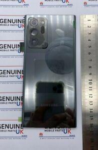 Genuine Samsung Galaxy NOTE 20 ULTRA SM-N986 Black Battery Cover GH82-23281A
