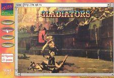 Orion 1/72nd Scale Plastic Ancients Roman Gladiators  Figures Set 72005 Boxed!